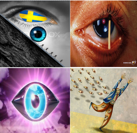 From Luciferian Witchcraft and political witchcraft to Nordic reptilians and Predator Stalking in Sweden