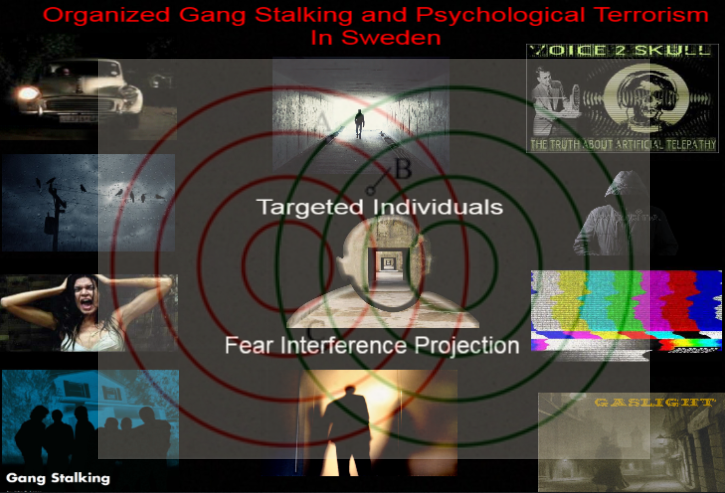 Organized Gang Stalking and Cults simularities and even Organized Gang Stalking simularities to Malignant narcissism