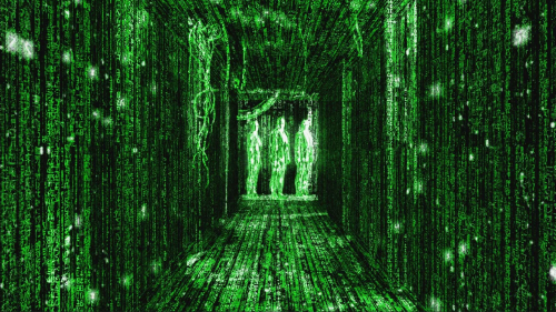 """From the movie Matrix; The human beings living inside the matrix are in reality the energy source for keeping the machine world running and dominating. This human generator is a hybrid of sorts. part human and part machine. """"Mankind is poised midway between the gods and the beasts."""" Man is born free, but in chains everywhere. Rousseau shows us that there is a way to break the chains – from within"""