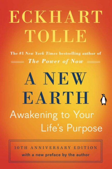 A NEW EARTH. Awakening to Your Life`s Purpose