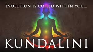 The process of rousing Kundalini has two main forms—Waidika and Tantrika. Then Kundali passes through the Wishnu-knot and reaches where the Rudra-knot is, and there she stays. The Rudra-knot is pierced through by repeated sahita breath suspension carried to a high level'. Let us first consider the Waidika process.