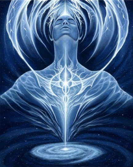 Kundalini – spiritual electricity – Kundalini as electricity – The  sign  of  Aquarius  is  called  the  Water  Bearer.  In  addition  to  its symbol of two jagged lines, the sign of Aquarius is often shown as aperson—many times a woman—holding a jug of water, indicating that the person is carrying something that flows like water. On the one hand,the astrological Aquarian symbol stands for electricity, while the other commonly accepted symbol shows a person carrying water. Putting the two ideas together, Aquarius can be said to show that a person can carry spirit that flows like water; spiritual electricity.